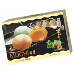 Mochi Pomelo Plum Passion Fruit