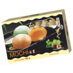 Mochi Pomelo Plum Passion Fruit