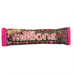 Millions Sour Strawberry 40g