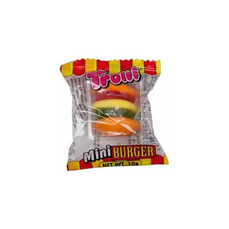 Trolli Mini Burger Wrap