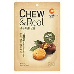 Chew & Real Dried Roasted Chestnut