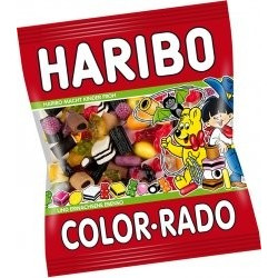 Haribo Color-Rado 100g