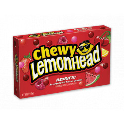 Ferrara Chewy Lemonhead Redrific