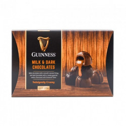 Guinness Milk and Dark Chocolates