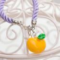 Bransoletka Peach