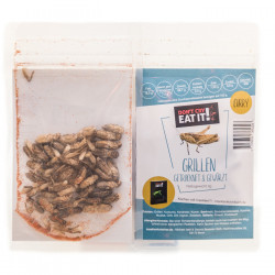 Dried Crickets Curry