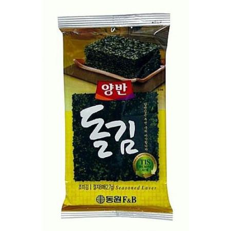 Dongwon Roasted Seaweed Natural