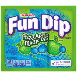Wonka Fun Dip RazzApple