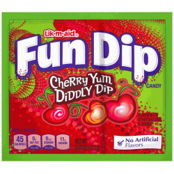 Wonka Fun Dip Cherry