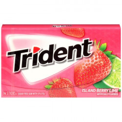 Trident Iland Berry Lime