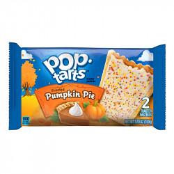 Pop Tarts Frosted Pumpkin Pie
