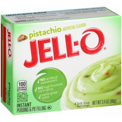 Jell-O Pistachio Instant Mix