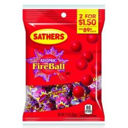 Sathers Atomic Fireballs Bag