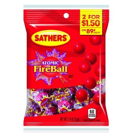 Sathers Atomic Fireballs