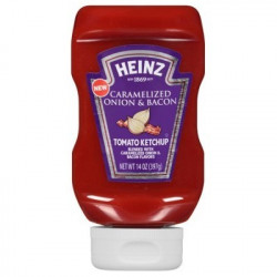 Heinz Ketchup with Caramelized Onion & Bacon