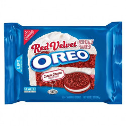 Oreo Red Velvet Cream Cheese