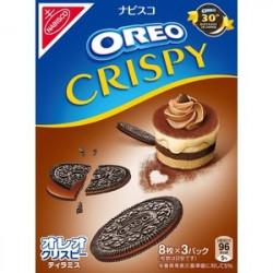 Oreo Crispy Cookie Tiramisu