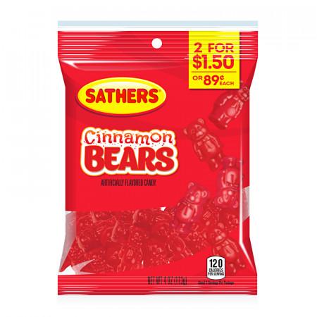 Sathers Cinnamon Bears