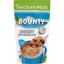 Bounty Coconut Hot Chocolate