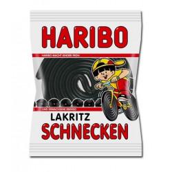 Haribo Lakritz Schnecken Minis 13g