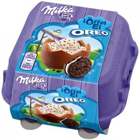 Milka Löffel Ei Oreo