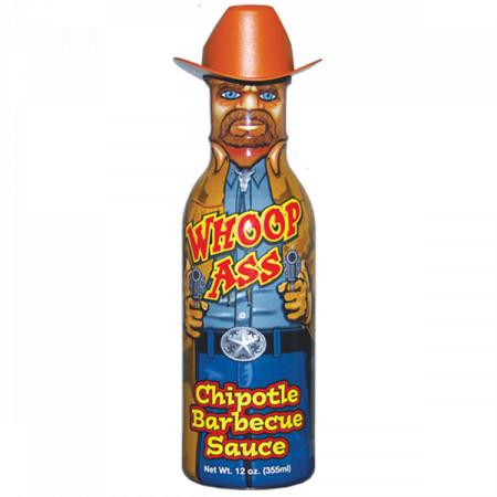 Ass Kickin WA Chipotle BBQ Sauce