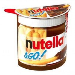 Nutella&Go