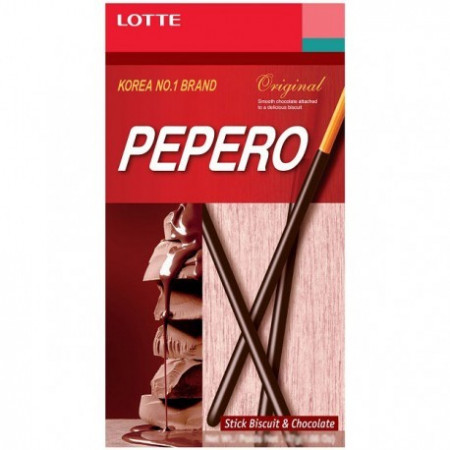 Lotte Pepero Original Chocolate