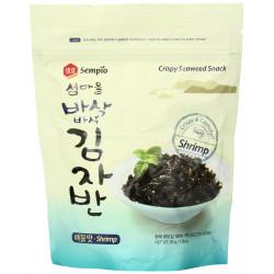 Crispy Seaweed Snack Shrimp