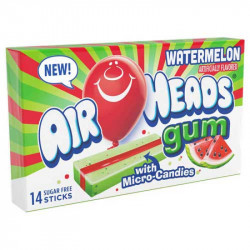 Airheads Watermelon Bubble Gum