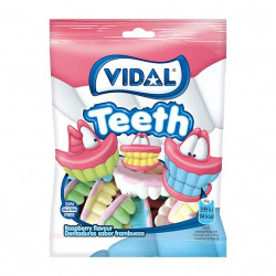Vidal Foam Teeth