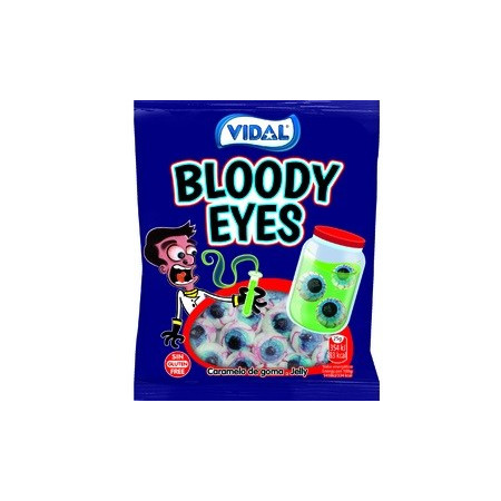 Vidal Bloody Eyes
