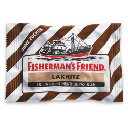 Fisherman's Friend Lakritz No Sugar
