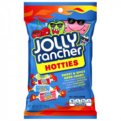 Jolly Rancher Hotties