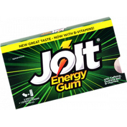 Jolt Energy Gum Spearmint