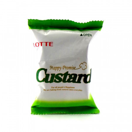 Lotte Custard Cake 1 szt.