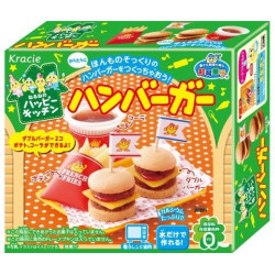 Kracie Popin Cookin DIY Hamburger and Fries Kit