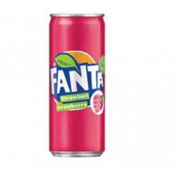 Fanta Strawberry 320ml