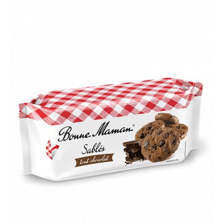 Bonne Maman Sables Tout Chocolat