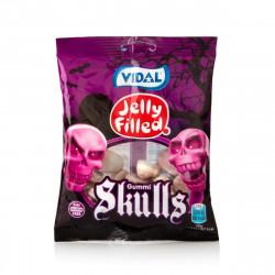 Vidal Gummi Skulls