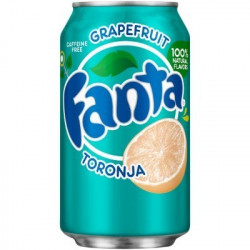 Fanta Grapefruit USA