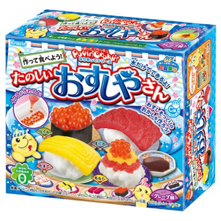 Kracie Popin Cookin DIY Sushi Kit