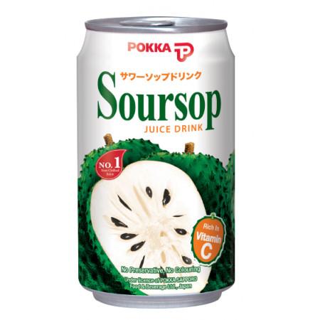 Pokka Soursop Juice Drink