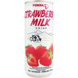 Pokka Strawberry Milk Drink