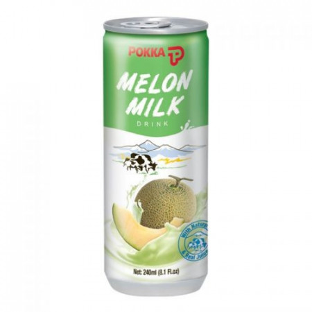 Pokka Melon Milk Drink