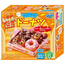 Kracie Popin Cookin DIY Donuts Kit