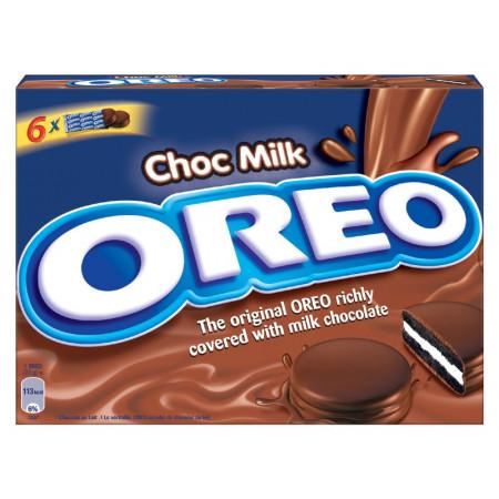 Oreo Milk Choc