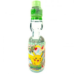 Pokemon Ramune Drink