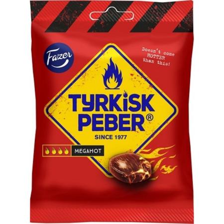 Fazer Tyrkisk Peber Megahot