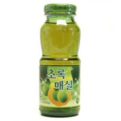 Green Plum Juice Bottle 180ml